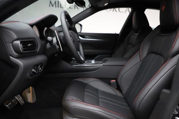 New 2021 Maserati Levante Q4 GranSport for sale $94,985 at Alfa Romeo of Westport in Westport CT 06880 14