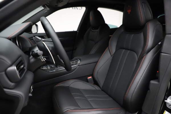 New 2021 Maserati Levante Q4 GranSport for sale $94,985 at Alfa Romeo of Westport in Westport CT 06880 15