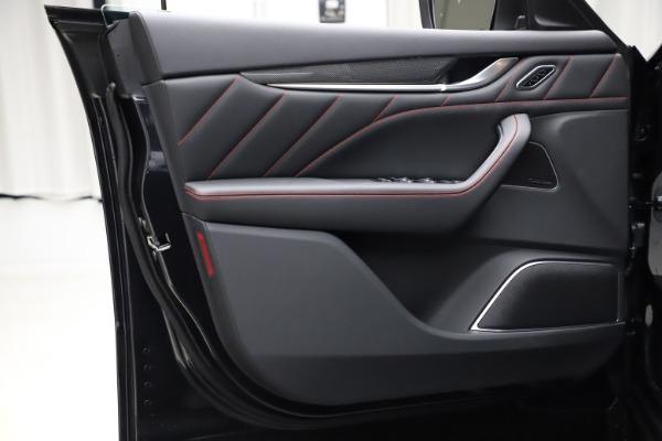 New 2021 Maserati Levante Q4 GranSport for sale $94,985 at Alfa Romeo of Westport in Westport CT 06880 16