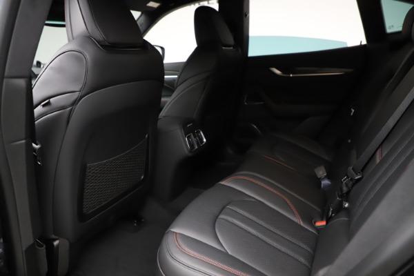 New 2021 Maserati Levante Q4 GranSport for sale $94,985 at Alfa Romeo of Westport in Westport CT 06880 17