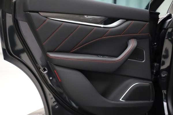 New 2021 Maserati Levante Q4 GranSport for sale $94,985 at Alfa Romeo of Westport in Westport CT 06880 20