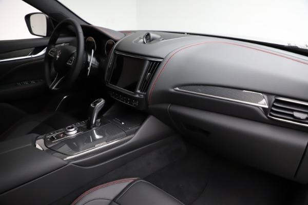New 2021 Maserati Levante Q4 GranSport for sale $94,985 at Alfa Romeo of Westport in Westport CT 06880 21