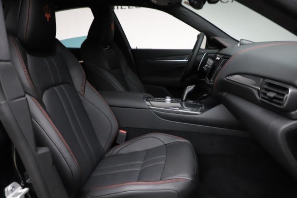New 2021 Maserati Levante Q4 GranSport for sale $94,985 at Alfa Romeo of Westport in Westport CT 06880 22