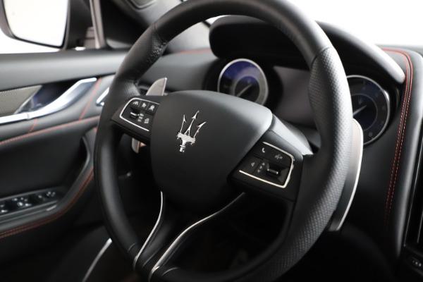 New 2021 Maserati Levante Q4 GranSport for sale $94,985 at Alfa Romeo of Westport in Westport CT 06880 24