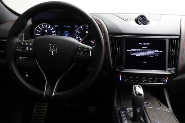 New 2021 Maserati Levante Q4 GranSport for sale $94,985 at Alfa Romeo of Westport in Westport CT 06880 25