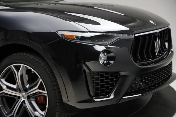 New 2021 Maserati Levante Q4 GranSport for sale $94,985 at Alfa Romeo of Westport in Westport CT 06880 26