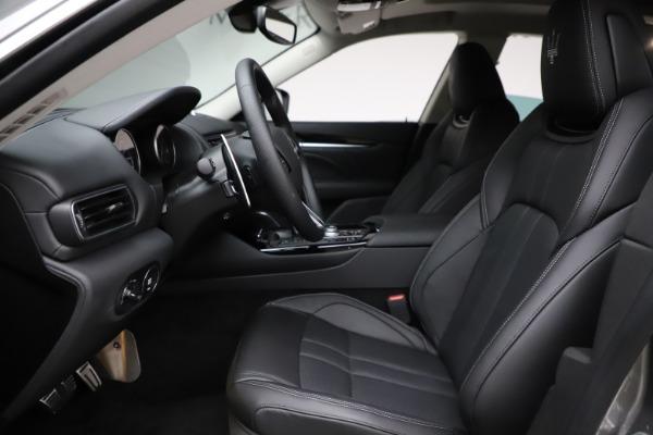 New 2021 Maserati Levante Q4 GranSport for sale $93,585 at Alfa Romeo of Westport in Westport CT 06880 14