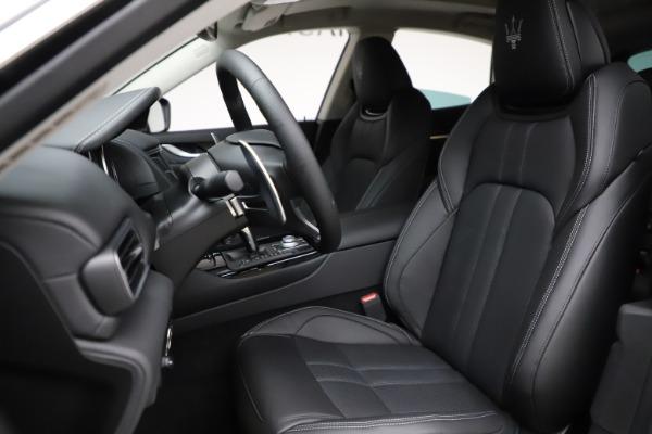 New 2021 Maserati Levante Q4 GranSport for sale $93,585 at Alfa Romeo of Westport in Westport CT 06880 15