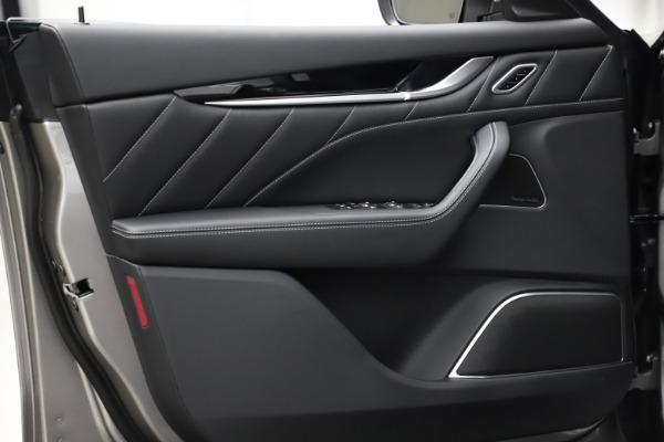 New 2021 Maserati Levante Q4 GranSport for sale $93,585 at Alfa Romeo of Westport in Westport CT 06880 17