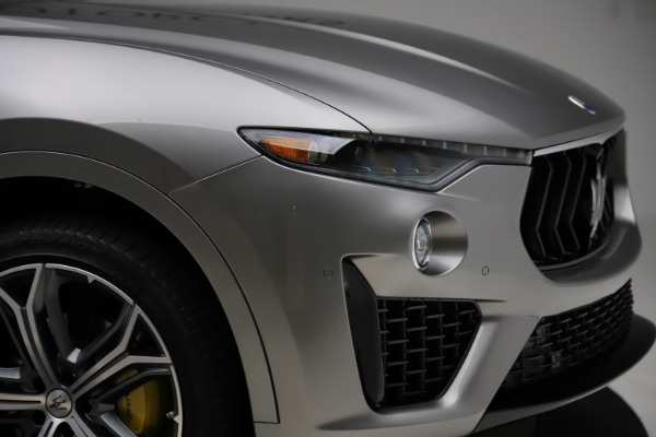 New 2021 Maserati Levante Q4 GranSport for sale $93,585 at Alfa Romeo of Westport in Westport CT 06880 25