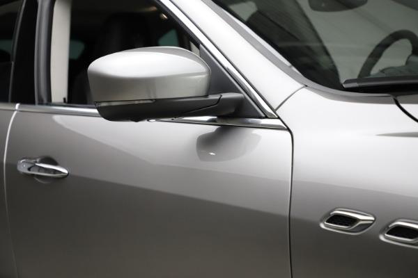 New 2021 Maserati Levante Q4 GranSport for sale $93,585 at Alfa Romeo of Westport in Westport CT 06880 27