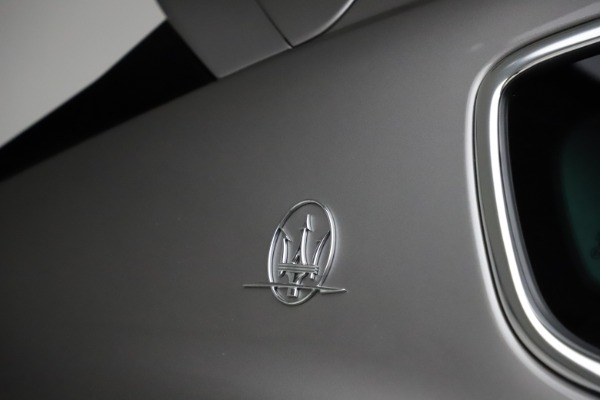 New 2021 Maserati Levante Q4 GranSport for sale $93,585 at Alfa Romeo of Westport in Westport CT 06880 28