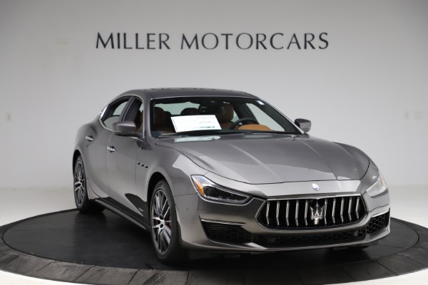 New 2021 Maserati Ghibli S Q4 GranLusso for sale Sold at Alfa Romeo of Westport in Westport CT 06880 11