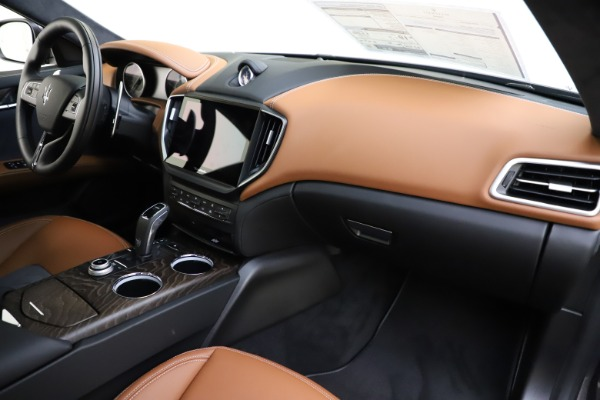 New 2021 Maserati Ghibli S Q4 GranLusso for sale Sold at Alfa Romeo of Westport in Westport CT 06880 26