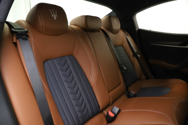 New 2021 Maserati Ghibli S Q4 GranLusso for sale Sold at Alfa Romeo of Westport in Westport CT 06880 27