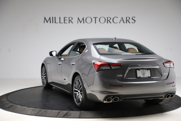New 2021 Maserati Ghibli S Q4 GranLusso for sale Sold at Alfa Romeo of Westport in Westport CT 06880 5