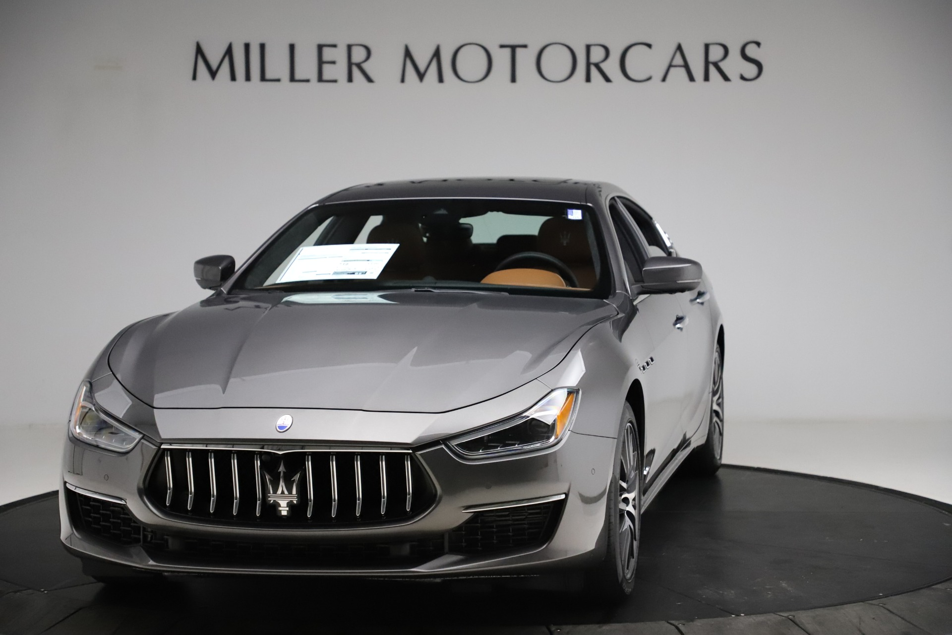 New 2021 Maserati Ghibli S Q4 GranLusso for sale Sold at Alfa Romeo of Westport in Westport CT 06880 1