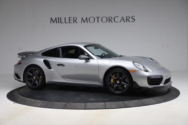 Used 2019 Porsche 911 Turbo S for sale $177,900 at Alfa Romeo of Westport in Westport CT 06880 10