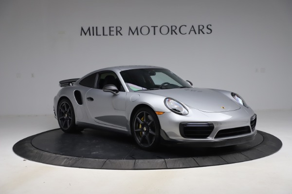 Used 2019 Porsche 911 Turbo S for sale $177,900 at Alfa Romeo of Westport in Westport CT 06880 11