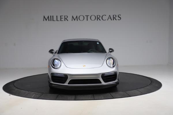 Used 2019 Porsche 911 Turbo S for sale $177,900 at Alfa Romeo of Westport in Westport CT 06880 12