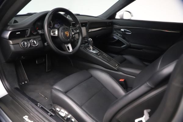 Used 2019 Porsche 911 Turbo S for sale $177,900 at Alfa Romeo of Westport in Westport CT 06880 16