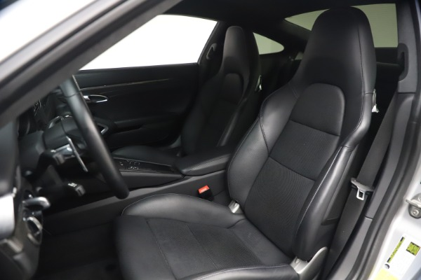Used 2019 Porsche 911 Turbo S for sale $177,900 at Alfa Romeo of Westport in Westport CT 06880 18