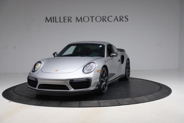 Used 2019 Porsche 911 Turbo S for sale $177,900 at Alfa Romeo of Westport in Westport CT 06880 2