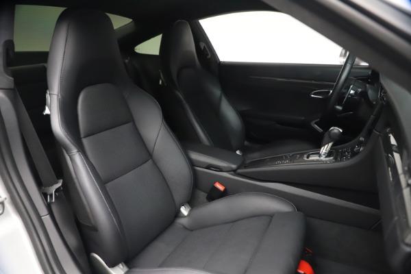 Used 2019 Porsche 911 Turbo S for sale $177,900 at Alfa Romeo of Westport in Westport CT 06880 24