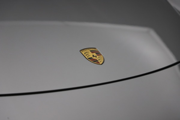 Used 2019 Porsche 911 Turbo S for sale $177,900 at Alfa Romeo of Westport in Westport CT 06880 28