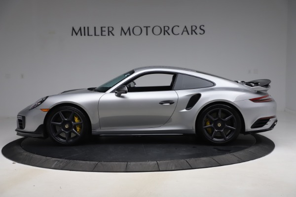 Used 2019 Porsche 911 Turbo S for sale $177,900 at Alfa Romeo of Westport in Westport CT 06880 3