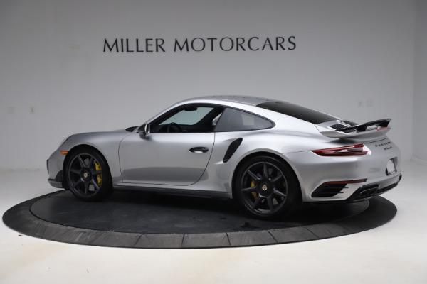 Used 2019 Porsche 911 Turbo S for sale $177,900 at Alfa Romeo of Westport in Westport CT 06880 4