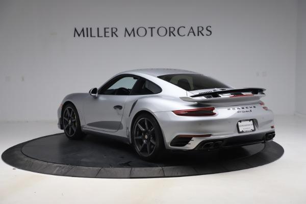 Used 2019 Porsche 911 Turbo S for sale $177,900 at Alfa Romeo of Westport in Westport CT 06880 5