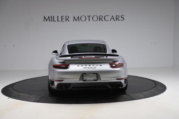 Used 2019 Porsche 911 Turbo S for sale $177,900 at Alfa Romeo of Westport in Westport CT 06880 6