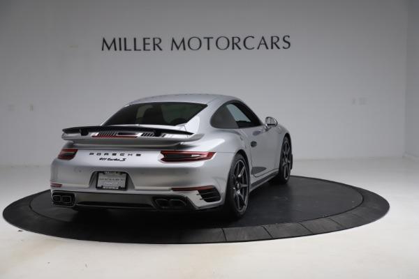 Used 2019 Porsche 911 Turbo S for sale $177,900 at Alfa Romeo of Westport in Westport CT 06880 7