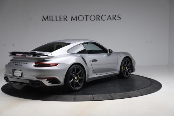 Used 2019 Porsche 911 Turbo S for sale $177,900 at Alfa Romeo of Westport in Westport CT 06880 8