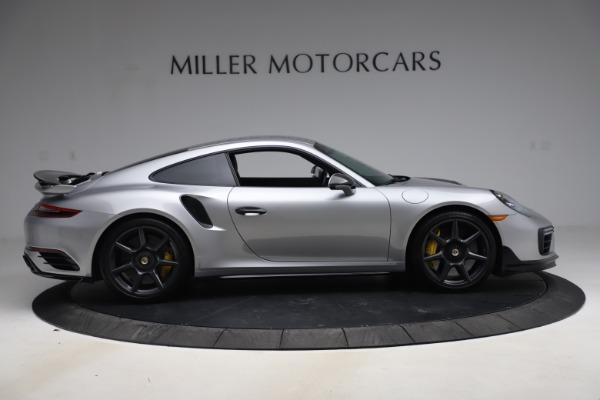 Used 2019 Porsche 911 Turbo S for sale $177,900 at Alfa Romeo of Westport in Westport CT 06880 9