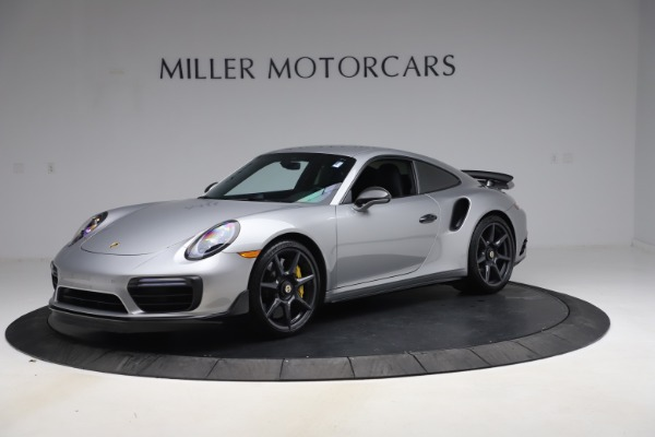 Used 2019 Porsche 911 Turbo S for sale $177,900 at Alfa Romeo of Westport in Westport CT 06880 1