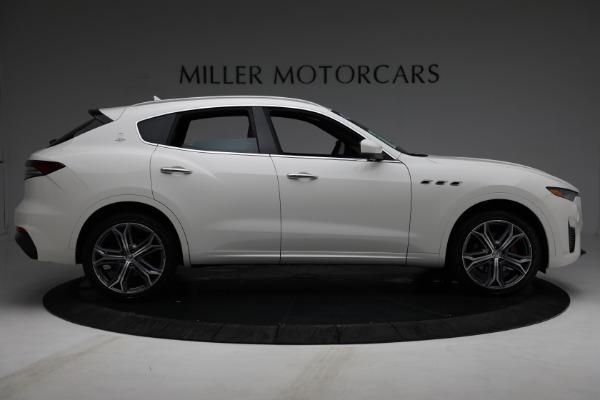 New 2021 Maserati Levante Q4 for sale Sold at Alfa Romeo of Westport in Westport CT 06880 10