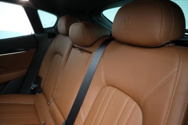 New 2021 Maserati Levante Q4 for sale Sold at Alfa Romeo of Westport in Westport CT 06880 20