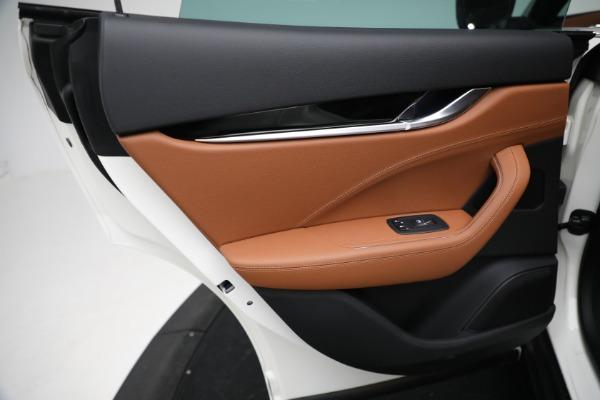 New 2021 Maserati Levante Q4 for sale Sold at Alfa Romeo of Westport in Westport CT 06880 21