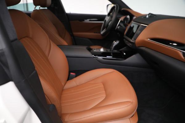 New 2021 Maserati Levante Q4 for sale Sold at Alfa Romeo of Westport in Westport CT 06880 23
