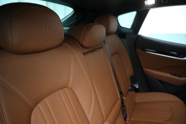 New 2021 Maserati Levante Q4 for sale Sold at Alfa Romeo of Westport in Westport CT 06880 27