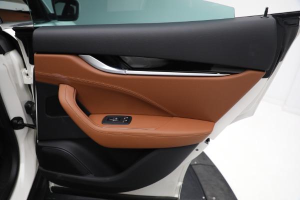 New 2021 Maserati Levante Q4 for sale Sold at Alfa Romeo of Westport in Westport CT 06880 28