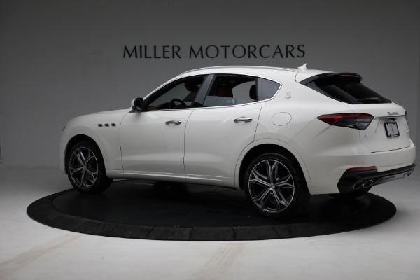 New 2021 Maserati Levante Q4 for sale Sold at Alfa Romeo of Westport in Westport CT 06880 4
