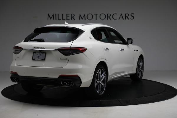 New 2021 Maserati Levante Q4 for sale Sold at Alfa Romeo of Westport in Westport CT 06880 8