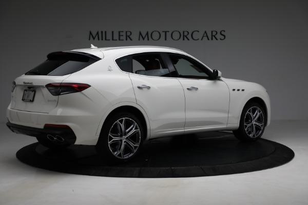 New 2021 Maserati Levante Q4 for sale Sold at Alfa Romeo of Westport in Westport CT 06880 9