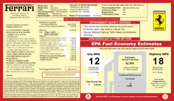 Used 2011 Ferrari 458 Italia for sale $179,900 at Alfa Romeo of Westport in Westport CT 06880 20