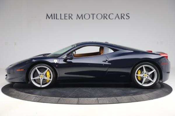 Used 2011 Ferrari 458 Italia for sale $179,900 at Alfa Romeo of Westport in Westport CT 06880 3
