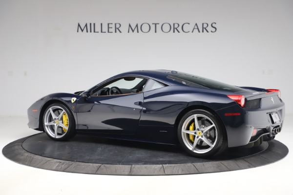 Used 2011 Ferrari 458 Italia for sale $179,900 at Alfa Romeo of Westport in Westport CT 06880 4
