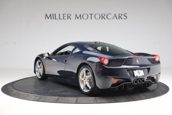 Used 2011 Ferrari 458 Italia for sale $179,900 at Alfa Romeo of Westport in Westport CT 06880 5